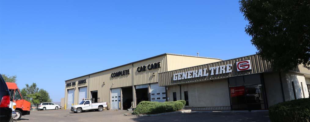 Cox Tire and Automotive Service on Osuna