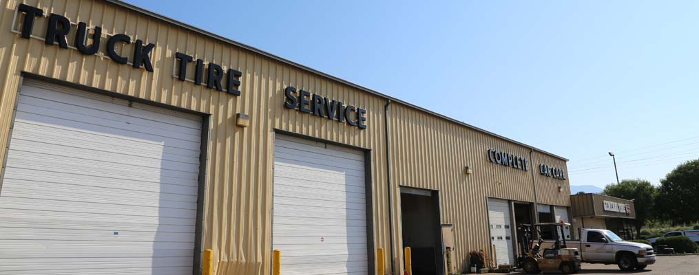 Cox Truck Center Tire and Automotive Service on Osuna