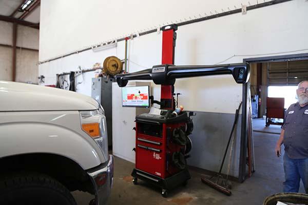 wheel alignment shops in Albuquerque